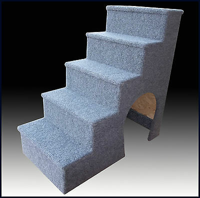 Five step for Dog or Cat. Pet Steps. Pet furniture.