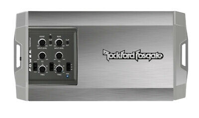 Rockford Fosgate Power Clean 400 Watt 4 Channel Class D Amplifier for Harley