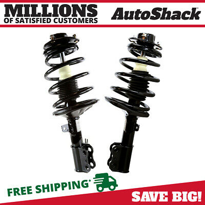 Front Pair (2) Complete Struts Assembly w/coil springs Fits 97-03 Toyota Avalon