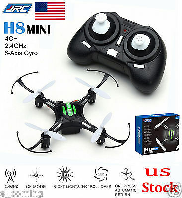 Brand Original JJRC H8 Explorers 4CH Drone 6 Axis Gyro RC Quadcopter Aircraft US