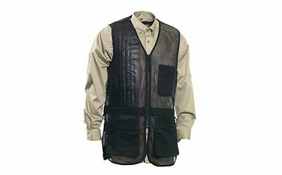 Deerhunter PRO Skeet Vest Mesh Right Handed Clay Pigeon Shooting Waistcoat New