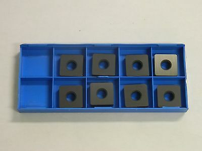 Interstate Snga644 A2 #79692596 Indexable Ceramic Turning Inserts, Lot of 8