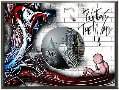 Pink Floyd #2 Ltd Edition Signature Series Picture Cd Display Gift