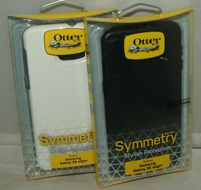 New! Otterbox Symmetry series case for Samsung Galaxy S6 Edge Plus +