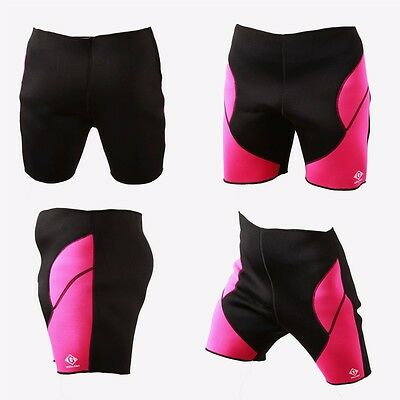 Slimming Cycling Running Weight Loss Cellulite Fat Burner Ladies Neoprene Shorts