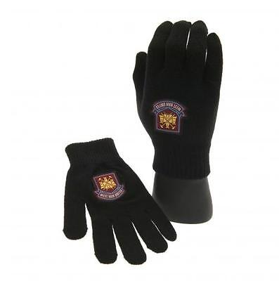 West Ham United Gloves Official Football Club Merchandise