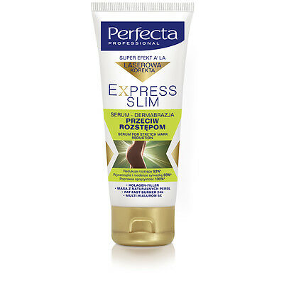 Perfecta Express Slim Concentrated Serum For Stretch Mark Reduction and Slimming