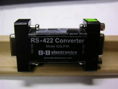 1 B&B Electronics 422LP9R Port Powered RS-232 to RS-422 Converter   RoHS