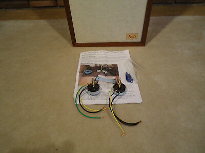Acoustic Research Ar-5 Controls Installation Kit - Lifetime Guarantee
