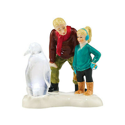 Department 56 Snow Village New 2015 ICE SCULPTOR IN THE MAKING 4044865 Dept 56