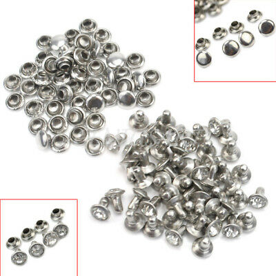 50 Sets DIY Punk Rock Rhinestone Crystal Studs Spots For Shoes Bags Decoration