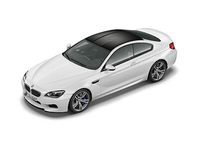 BMW Genuine Miniature M6 6 Series Coupe F13 Scale Model Car 1:18 80432218739