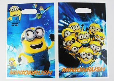 Minions  Despicable Me Movie Dave Party Favour Loot Bags
