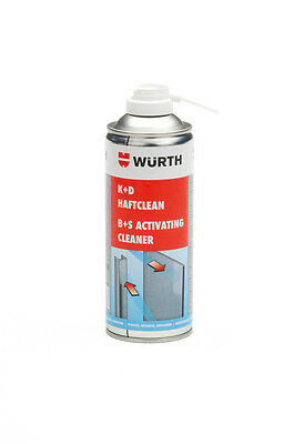 Wurth Surface Cleaner Bond + Seal Activating Cleaner 400ml
