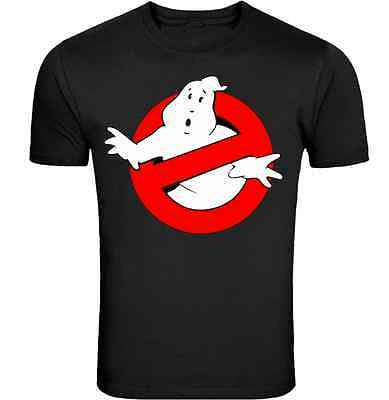 Ghostbusters TShirt All Sizes & Colours Cotton Retro FREE POST Brand New