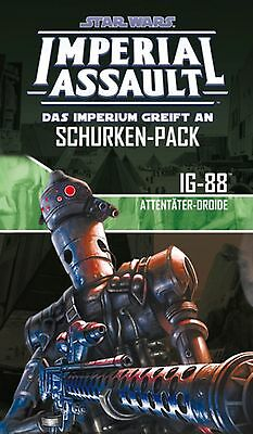 Star Wars: Imperial Assault | IG-88 Erweiterungspack | Deutsch, Neu