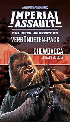 Star Wars: Imperial Assault | Chewbacca Erweiterungspack | Deutsch, Neu