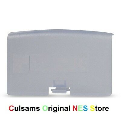 Glacier (CLEAR PURPLE) Game Boy Advance GBA Battery Cover Door Replacement Part