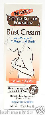 Palmer's Cocoa Butter Bust Cream With Vitamin E Collagen And Elastin 125g/4.4.OZ