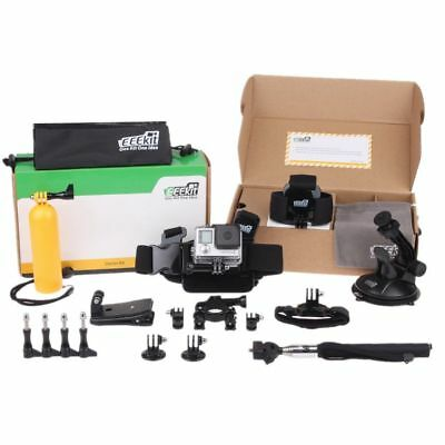 EEEKit for GoPro Hero 5 4 Black Silver Session LCD,Sports Accessories Mounts Kit