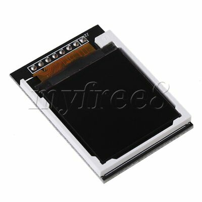 """1.44"""" Serial Port 128x128 SPI Upgrade True Color TFT LCD Display Module Adapter"""