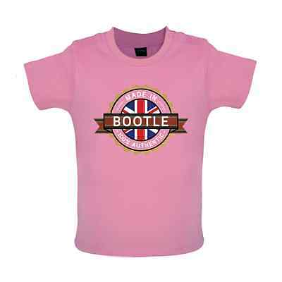 Made In BOOTLE Baby T-shirt - Town / City - 8 Colours