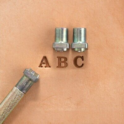 """1/4"""" Alphabet Stamp Kit for Leather and Crafts 4903-01 by Tandy Leather"""
