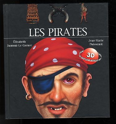 DEDICACE  POISSENOT   LES PIRATES  Illustrations pour enfants