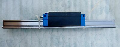 New Thomson 511H35F0 Ball Carriage Linear Guide Bearing 400Mm Rail 521H35A0400