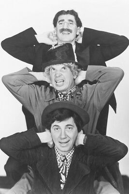 The Marx Brothers 24X36 Poster Classic Iconic Pose
