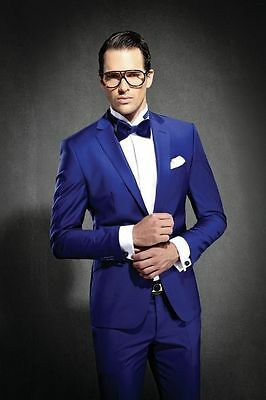 Mens Wedding Suits Groom Tuxedos Bridal Best Man Suits Party Suits Custom Made