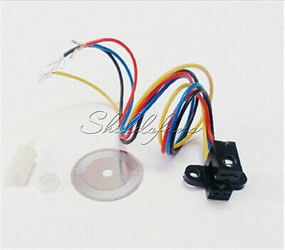 Photoelectric Speed Sensor Encoder Coded Disc Code Wheel Freescale S