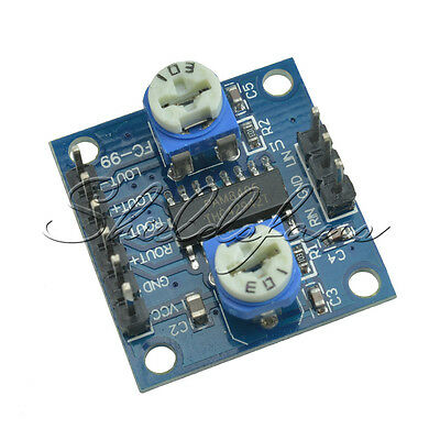 PAM8406 Digital Amplifier Board With Volume Potentiometer 5Wx2 Stereo M70