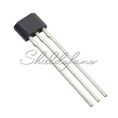 10PCS New Original A3144 A3144E OH3144E Hall Effect Sensor