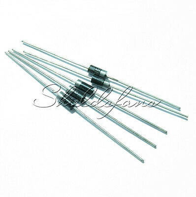 1000 PCS 1N4004 IN4004 DO-41 1A 400V Rectifie Diodes