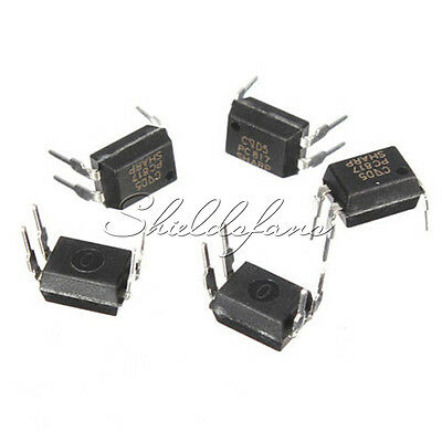 10Pcs PC817 EL817C LTV817 PC817-1 DIP-4 OPTOCOUPLER SHARP Best
