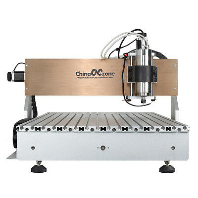 Hot Sale Cnc 6090 2.2Kw 4Axis Engraving Machine Milling Router 220V