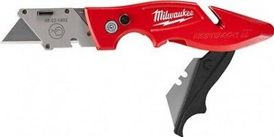 Milwaukee Fastback Flip Utility Knife With Spare Blade
