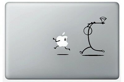 "Stickers Hache Pour Macbook Pro Air Retina Autocollants Decal 13"" Pouces"