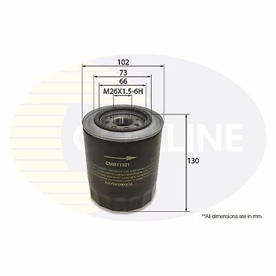 Comline Oil Filter Genuine OE Quality Service Replacement Part