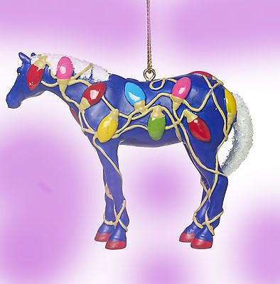 Trail Of Painted Ponies-  Tangled - Ornament 2015