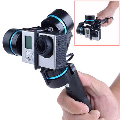 3-axis Brushless Handheld Gimbal Handle Camera Mount for GoPro 3 / 3+ / 4