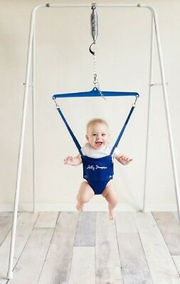 NEW Portable Jolly Jumper Stand Baby Bouncer Exerciser Coordination Balance