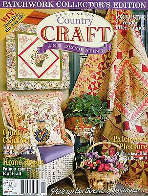 Australian Country Craft and Decorating - Vol 16 No 4 - 20% Bulk Discount