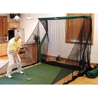 The Net Return  Net with Side Barriers Only Net You Will Ever Need