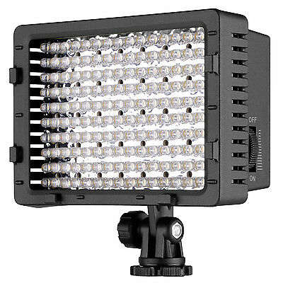 NEEWER CN-160 - Panel de Luz LED Regulable para Cámara de Vídeo y Digital SLR
