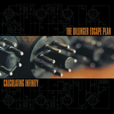 The Dillinger Escape Plan - Calculating Infinity - Vinyl LP *NEW*