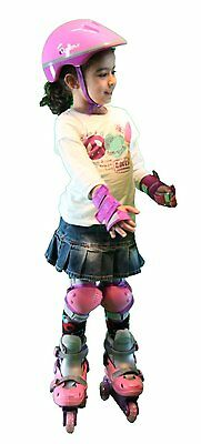 Chicago Girls Training Skate Combo - Pink - Size 1 to 4 - New