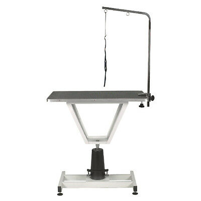 Master Equipment Value Lift Hydraulic Table TP023-10 Pet Grooming tables NEW