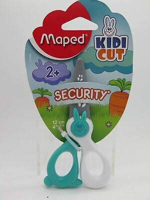 Maped Kidicut Kid Safe Scissors 12cm 2+ Years  8037800